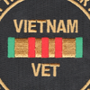 Vietnam War Veteran Patch Don't Let The Gray Hair Fool You