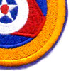3rd Air Force Shoulder Patch   Lower Right Quadrant