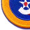3rd Air Force Shoulder Patch   Lower Left Quadrant