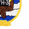 VH-3 PBM Mariner Flying Boat Rescue Squadron Patch | Lower Right Quadrant