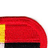 3rd Airborne Special Forces Group Patch Red Oval | Upper Right Quadrant