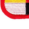 3rd Airborne Special Forces Group Patch Red Oval | Lower Left Quadrant