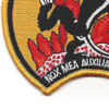 VF(AW)-4 Fighter All Weather Squadron Patch   Lower Left Quadrant