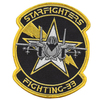 VFA-33 Patch Starfighters