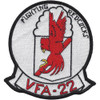 VFA-22 Patch Fighting Redcocks