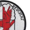 VFA-22 Patch Fighting Redcocks   Upper Right Quadrant