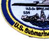 Veterans Base Southern Colorado Patch - Small Version | Lower Left Quadrant