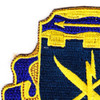 39th Infantry Regiment Brigade Combat Team, STB Patch | Upper Left Quadrant