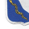 398th Airborne Infantry Regiment Patch | Lower Left Quadrant