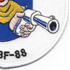 VBF-88 Patch Dead Mans Hand | Lower Right Quadrant