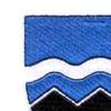 397th Airborne Infantry Regiment Patch | Upper Left Quadrant