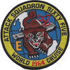 VA-65 Attack Squadron Sixty Five World Cruise Patch