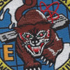 VA-65 Attack Squadron Sixty Five World Cruise Patch | Center Detail