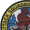 VA-65 Attack Squadron Sixty Five World Cruise Patch | Upper Left Quadrant