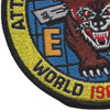 VA-65 Attack Squadron Sixty Five World Cruise Patch | Lower Left Quadrant