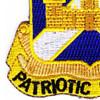 393rd Infantry Regiment Patch   Lower Left Quadrant
