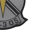 VA-305 Attack Squadron Patch   Lower Right Quadrant