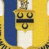 391st Infantry Regiment Patch | Center Detail