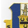 391st Infantry Regiment Patch | Upper Left Quadrant