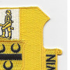 391st Infantry Regiment Patch | Upper Right Quadrant
