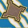 390th Infantry Regiment Patch | Center Detail
