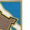 390th Infantry Regiment Patch | Upper Right Quadrant