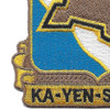 390th Infantry Regiment Patch | Lower Left Quadrant