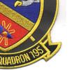 VA-195 Aviation Attack Squadron Patch   Lower Right Quadrant