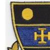 390th Field Artillery Battalion Patch | Upper Left Quadrant