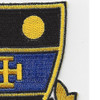 390th Field Artillery Battalion Patch | Upper Right Quadrant