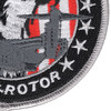 V-22 Osprey Tilt-Rotor Patch | Lower Right Quadrant