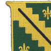 38th Reconnaissance Cavalry Battalion Patch | Upper Left Quadrant
