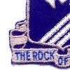 38th Infantry Regiment Patch | Lower Left Quadrant