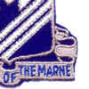 38th Infantry Regiment Patch   Lower Right Quadrant