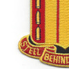 38th Field Artillery Battalion Patch | Lower Left Quadrant