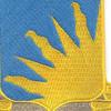 389th Infantry Regiment Patch   Center Detail