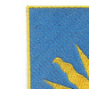 389th Infantry Regiment Patch | Upper Left Quadrant