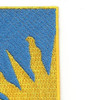 389th Infantry Regiment Patch | Upper Right Quadrant