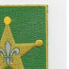 387th Military Police Battalion Patch | Upper Right Quadrant