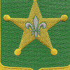 387th Military Police Battalion Patch | Center Detail
