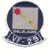 VF-29 Patch SHILLELAGHS