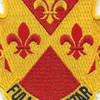 387th Field Artillery Battalion Patch | Center Detail