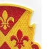 387th Field Artillery Battalion Patch | Upper Right Quadrant