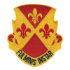 387th Field Artillery Battalion Patch