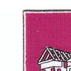 387th Engineer Battalion Patch   Upper Left Quadrant