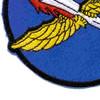 VF-20 Fighter Squadron Patch | Lower Left Quadrant