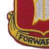 386th Field Artillery Battalion Patch | Lower Left Quadrant