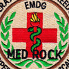 386th Expeditionary Medical Group Patch | Center Detail