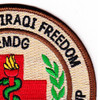 386th Expeditionary Medical Group Patch | Upper Right Quadrant
