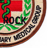 386th Expeditionary Medical Group Patch | Lower Right Quadrant